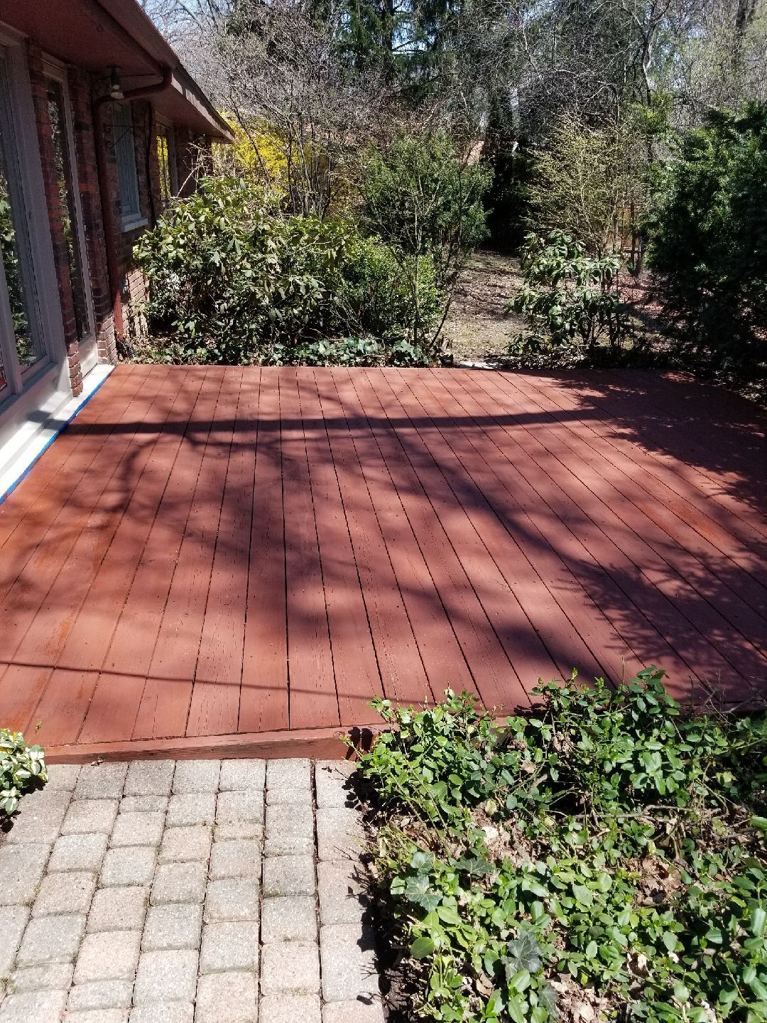 Deck Cleaning & Staining in Troy, MI