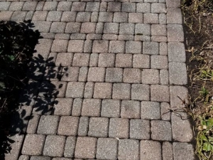 Power Washing Walkways in Troy, MI