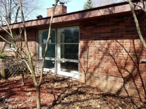 Pressure Washing Red Ranch House in Troy, MI